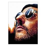 Портретный постер Leon